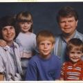 Family picture - 1991