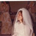 My wedding day - 1976