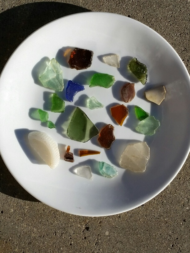 Plate of Glass